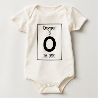 O - Oxygen Baby Bodysuit