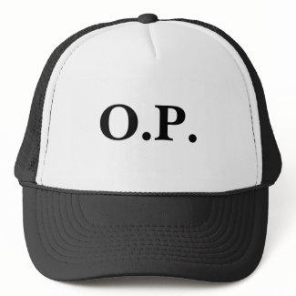 O.P. Capellus hat