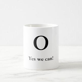 ¡O, podemos sí! Tazas