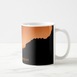 O r a n g e   S u n s e t Coffee Mug