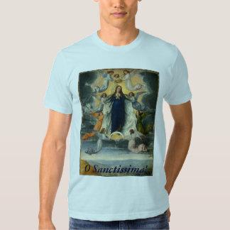 ¡O Sanctissima! Camiseta Playeras