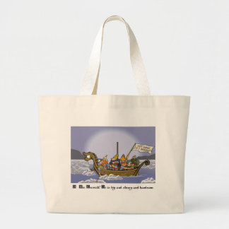 O See Beowulf Canvas Bags