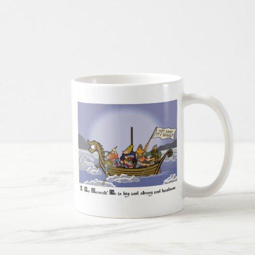 O See Beowulf Mug