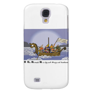 O See Beowulf Samsung S4 Case