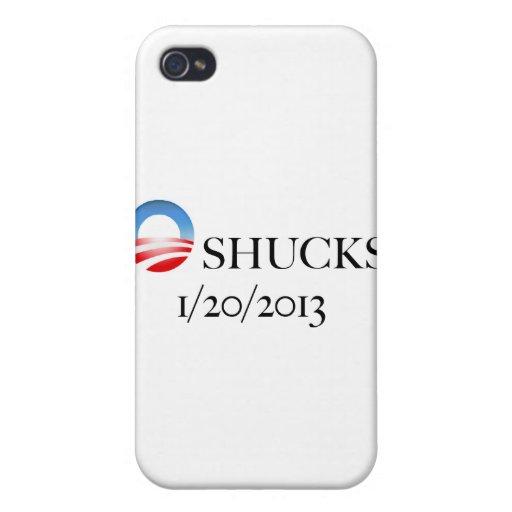 O-shucks iPhone 4 Cover