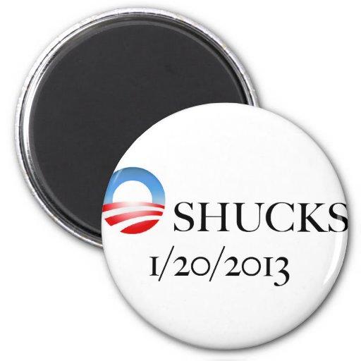 O-shucks Magnets