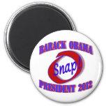 O Snap! Obama 2012 Magnet