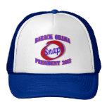 O Snap! Obama 2012 Mesh Hat