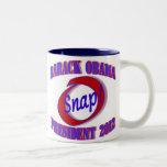 O Snap! Obama mugs