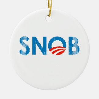 O Snob Faded png Ornaments