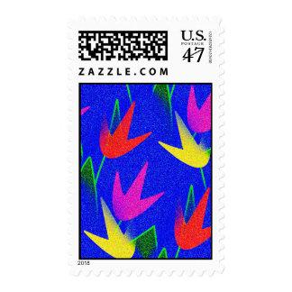 O Spring Postage Stamp