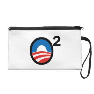 O Squared Obama s Second Term Wristlet Clutch