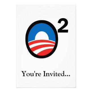 O Squared Obama s Second Term Card