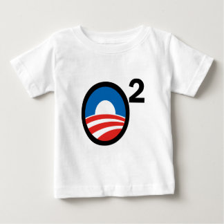 O Squared Obama's Second Term Baby T-Shirt