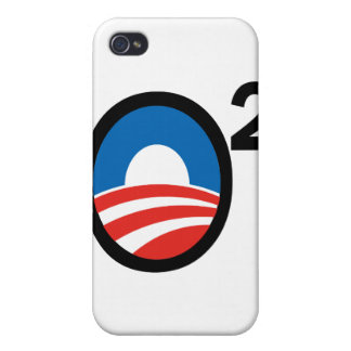 O Squared Obama's Second Term iPhone 4/4S Case