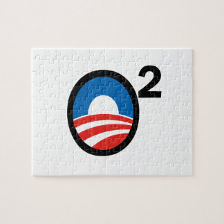 O Squared Obama's Second Term Jigsaw Puzzle