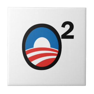 O Squared Obama's Second Term Ceramic Tiles