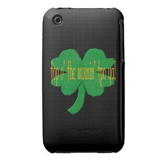 O superior el Mornin a Ya iPhone 3 Case-Mate Protectores