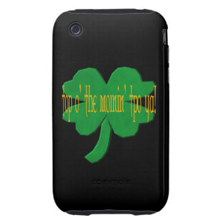 O superior el Mornin a Ya iPhone 3 Tough Carcasa