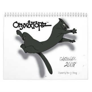 O&T 2008 Calendar