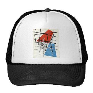 O. T.(Croisement de droites) Sophie Taeuber-Arp Trucker Hat