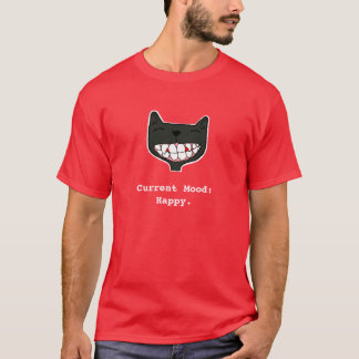 O&T Current Mood Series T-shirts (Happy)