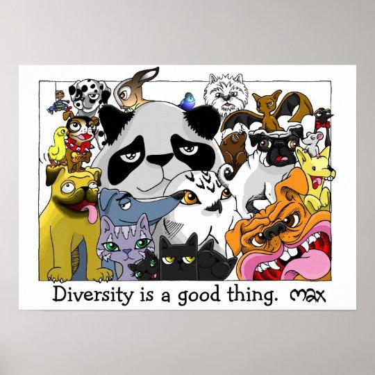 O&T Diversity Poster
