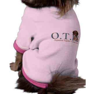 O.T.I.S. Foundation Dog Shirt for her