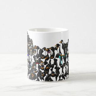 O&T Penguin Mug