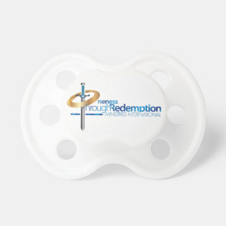 O.T.R. Ministries Int'l Baby Pacifiers