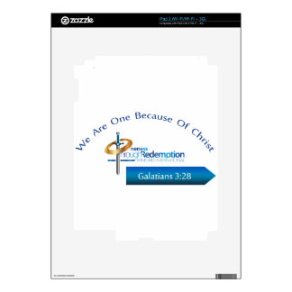 O.T.R. Ministries Int'l Products Decal For iPad 2