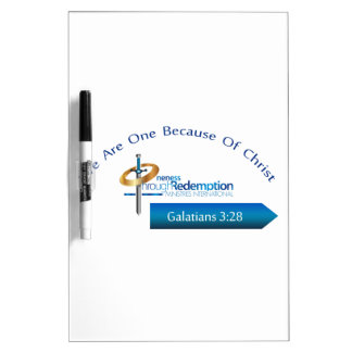 O.T.R. Ministries Int'l Products Dry Erase Whiteboards