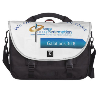 O.T.R. Ministries Int'l Products Laptop Commuter Bag
