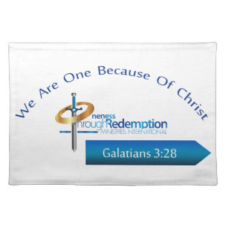 O.T.R. Ministries Int'l Products Place Mats