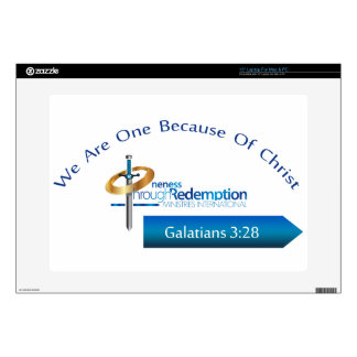 O.T.R. Ministries Int'l Products Decals For Laptops
