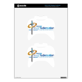 O.T.R. Ministries Int'l Xbox 360 Controller Skin