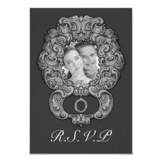 O  - The Falck Alphabet (Silvery) Card