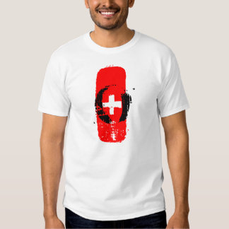 O + = tipo de sangre playeras