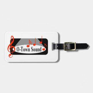 O-Town Sound Luggage Tag