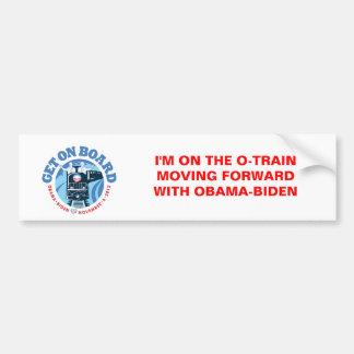 O-Train - 2012 Bumper Sticker