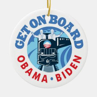 O-Train - Circle Ornament