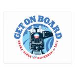 O-Train Postcard