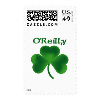 O' Trébol de Reilly Sello