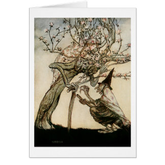 O Tree of Mine Card
