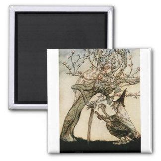 O Tree of Mine Magnet