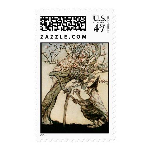 O Tree of Mine Stamp