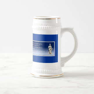 O Wad Some Pow'r The Giftie Gie Us 18 Oz Beer Stein