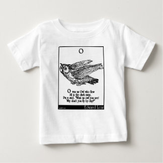 O was an Owl who flew Shirt
