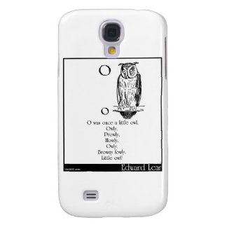 O was once a little owl samsung galaxy s4 case