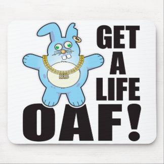 Oaf Bad Bun Life Mouse Pad